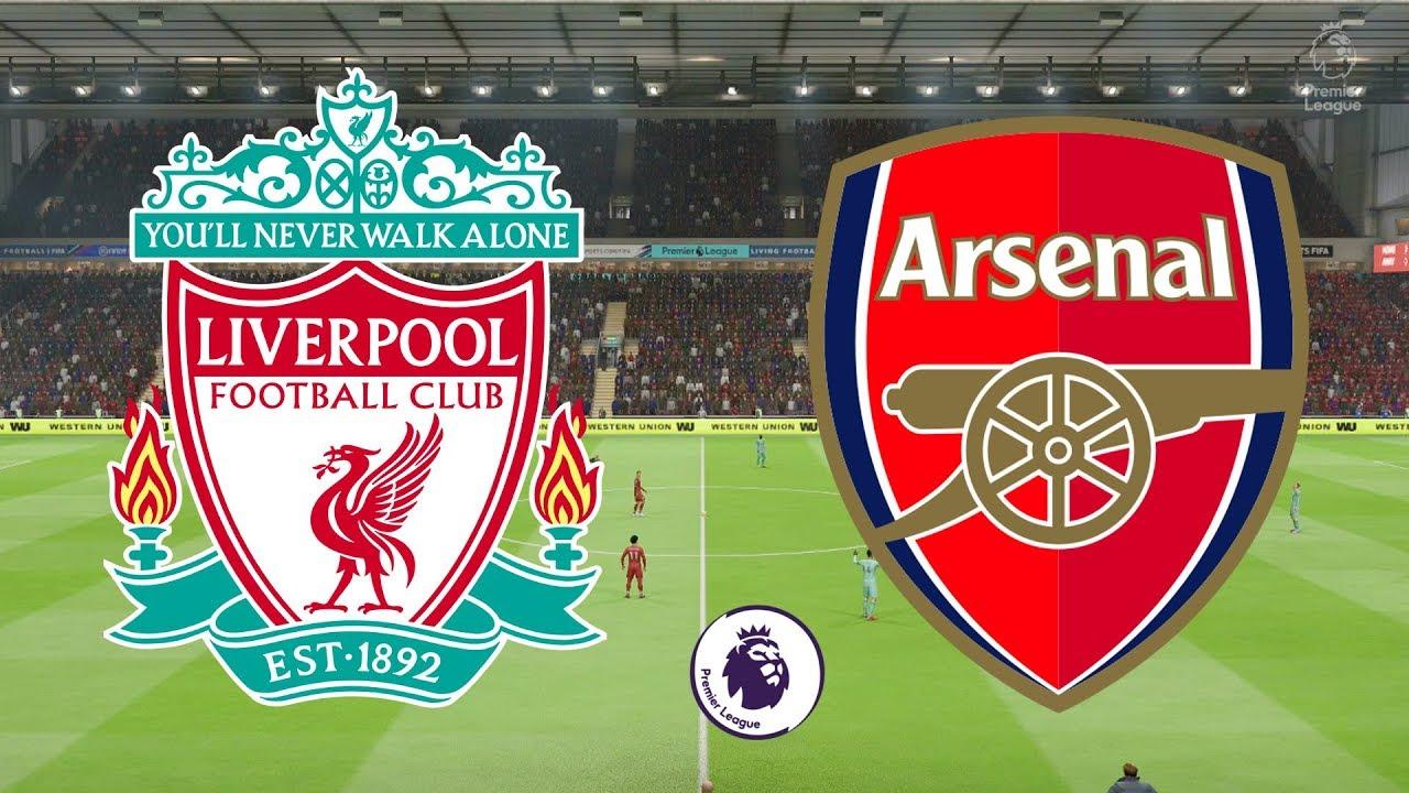Liverpool Vs Arsenal Prediction 2 1 Match Odds Stats